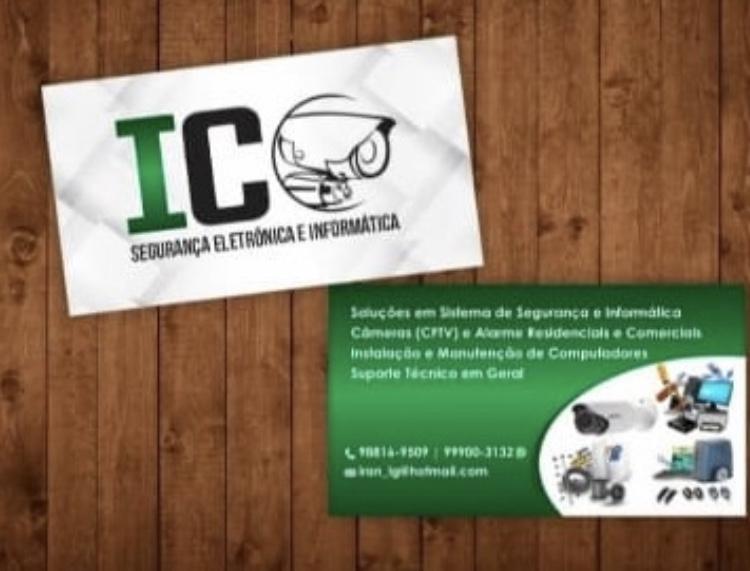 IC Segurança eletrônica e informática (Picos)