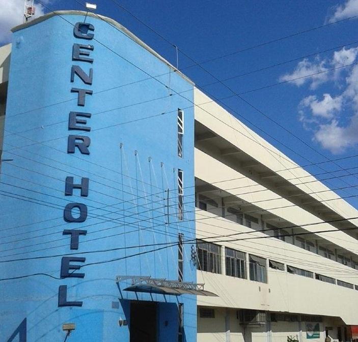 Center Hotel – Picos