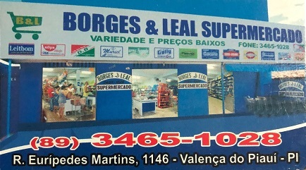 BORGES & LEAL SUPERMERCADO